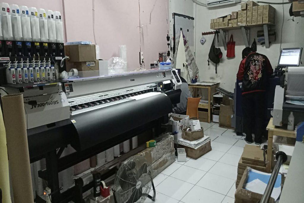 MIMMAKI indoor digital Print Machine High Resolution