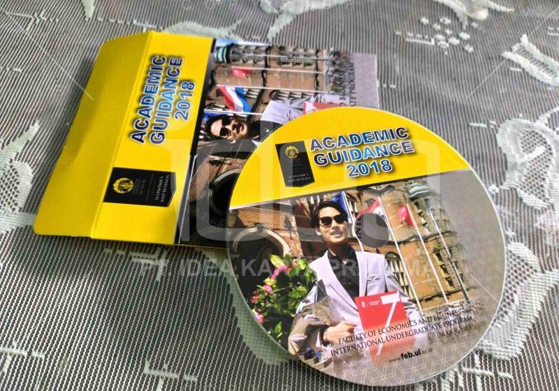 CD dan Amplop