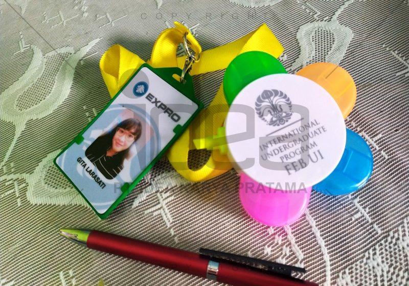 ID card & Stabilo