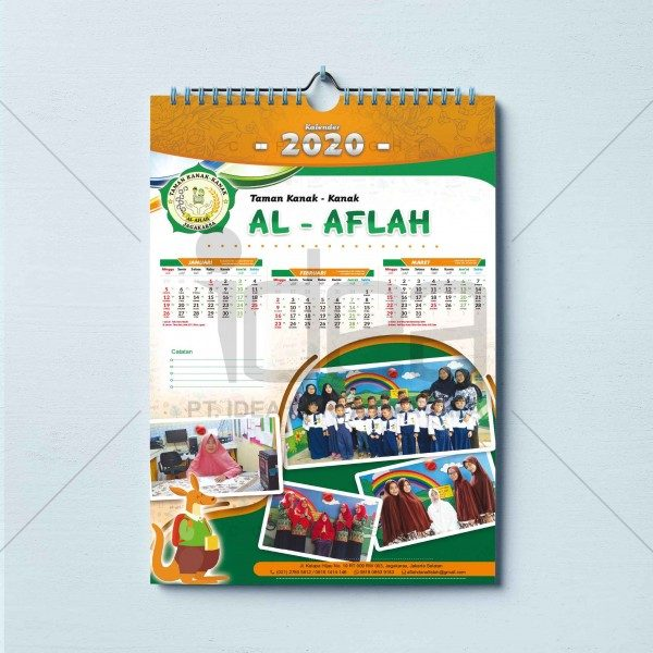 Kalender-TK-AL-AFLAH