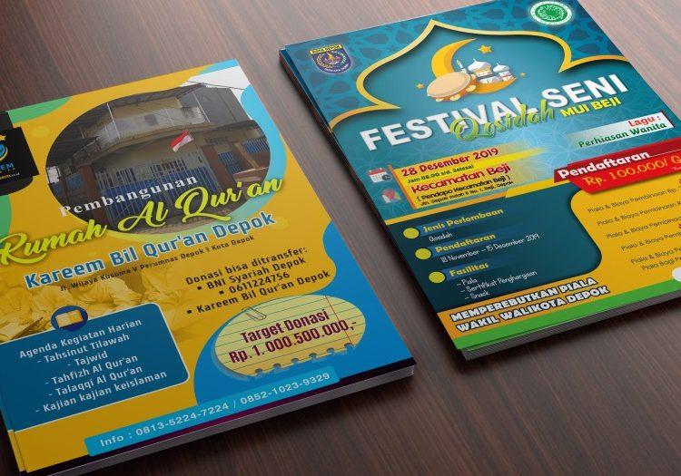 Mockup - Flyer Festival Qosidah copy