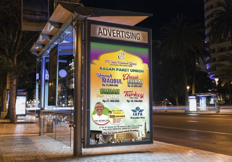 banner Stand Up UQ